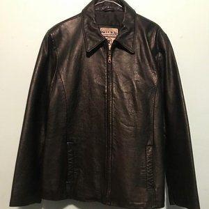 Men's Wilda Genuine Leather Jacket